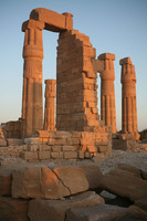 Sudan: Temple of Soleb. 2006