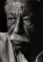 Gordon Parks, (1912-2006) photographer, novelist, musician, filmmaker