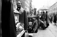 Procession of African based church
